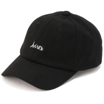 アヴィレックス AVIREX/アヴィレックス/ウールキャップ/WOOL CAP レディース BLACK F 【AVIREX】