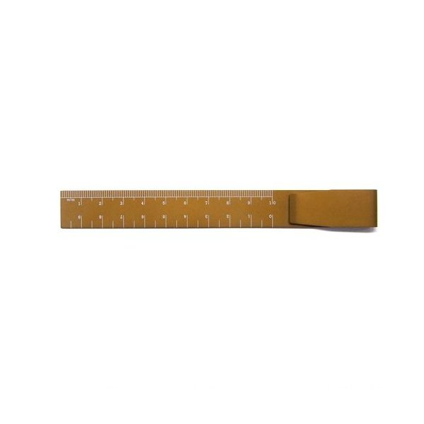 Hightide FK029-PI Clip Ruler Pink