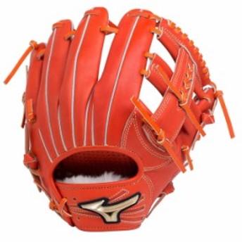 ミズノ 野球 Hselection02 ゴールデンエイジ硬式用 内野手用:サイズGA9 グラブ 1AJGL1801352