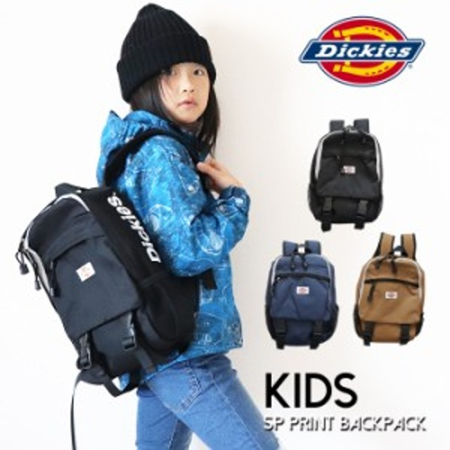 826524b0dace Dickies(ディッキーズ)SP PRINT BACKPACK KIDS リュック バックパック キッズ 子供 レディース