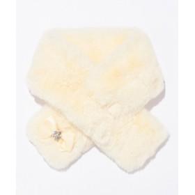 any SiS / エニィスィス 【BOX&リボンブローチ付】フェミニン ティペット BOXセット