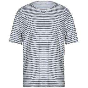 《期間限定セール開催中!》PAOLO PECORA メンズ T シャツ ライトグレー M コットン 100%