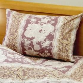 メリーナイト 日本製 綿100% 枕カバー ピロケース モデラート 43×63cm