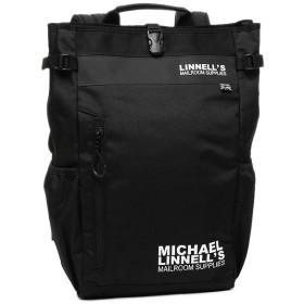 マイケルリンネル リュック MICHAEL LINNELL ML-019 約20L ブラック