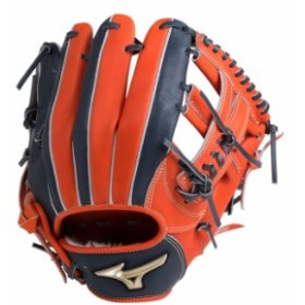 ミズノ 野球 Hselection01 ソフトボール用 内野手用:サイズ8 グラブ 1AJGS182035229