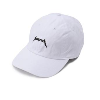 エルエイチピー LHP/エルエイチピー/KaneZ/ケインズ/METAL POLO CAP メンズ WHITE F 【LHP】