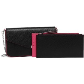 【送料無料】ルイヴィトン ショルダーバッグ レディース LOUIS VUITTON M64579 ブラック ピンク