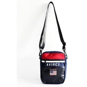 【30%OFF】 アヴィレックス AVIREX/アヴィレックス/オールドスクール ミニショルダーバッグ/OLD SKOOL MINI SHOULDER BAG メンズ NAVY F 【AVIREX】 【セール開催中】