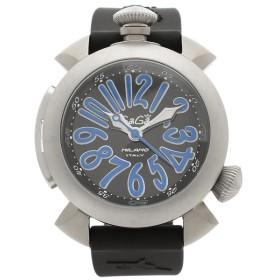 007115c240 【送料無料】ガガミラノ 時計 GAGA MILANO 5040.4ーBLKRUBBER DIVING ダイビング48MM 自動巻き