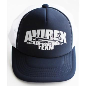 アヴィレックス AVIREX/アヴィレックス/MESH CAP/メッシュキャップ ユニセックス NAVY F 【AVIREX】