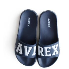 アヴィレックス バンシー マークII/シャワーサンダル/BANSHEE MARK II レディース NAVY 24 【AVIREX】