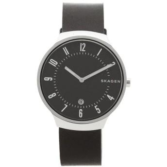 スカーゲン 腕時計 SKAGEN SKW6459 GRENEN グレーネン メンズ腕時計 ウォッチ ブラック/シルバー