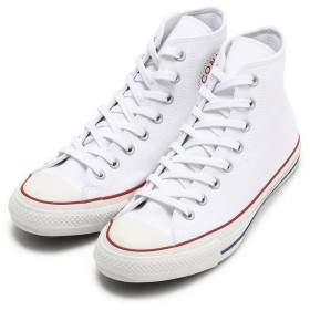 ビーセカンド CONVERSE(コンバース)AllStar 100HugepatchHi メンズ WHITE 8 【B'2nd】