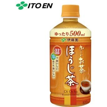 おいお茶ほうじ茶 PET500ml