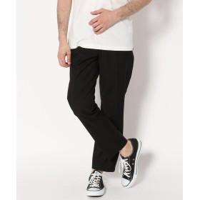 【50%OFF】 ロイヤルフラッシュ ONES STROKE/ワンストローク/スラックス Wool Separate メンズ BLACK L 【RoyalFlash】 【セール開催中】