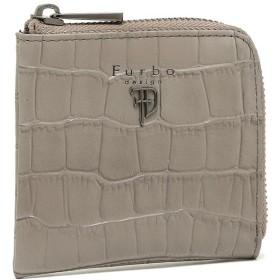 【送料無料】【返品OK】フルボデザイン 財布 メンズ Furbo design FRB-123 グレー