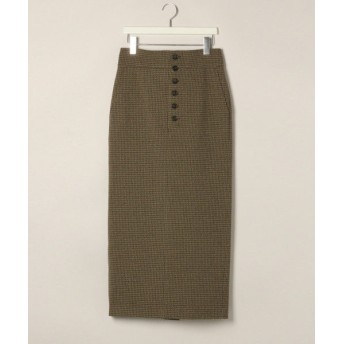 (LOWRYS FARM/ローリーズファーム)【Limited Line】ツイードチェックタイトスカート/ [.st](ドットエスティ)公式