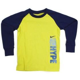 ナイキ(NIKE) ボーイズ 長袖Tシャツ 76C546-E6G (Jr)