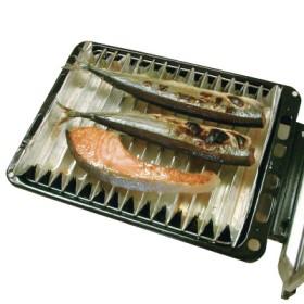 魚焼きトレー かたづけバイバイ 80枚組