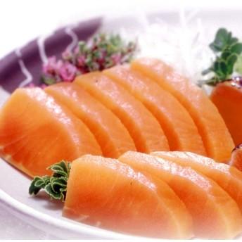 北海道サーモン(秋鮭)【1kg】ルイベ、カルパッチョ、お刺身等、用途は色々(1kg)