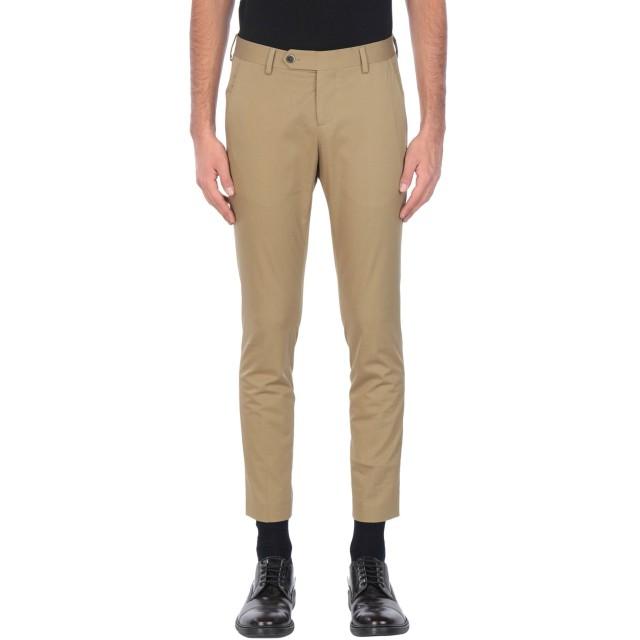 《期間限定 セール開催中》MICHAEL COAL メンズ パンツ サンド 29 コットン 97% / ポリウレタン 3%