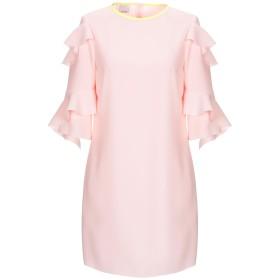 《期間限定セール開催中!》PINKO レディース ミニワンピース&ドレス ピンク 38 ポリエステル 100%