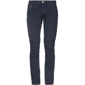 《期間限定 セール開催中》FRANKIE MORELLO メンズ パンツ ダークブルー 35 コットン 97% / ポリウレタン 3%