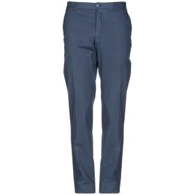 《期間限定 セール開催中》CINQUANTUNO メンズ パンツ ブルーグレー 46 コットン 97% / ポリウレタン 3%