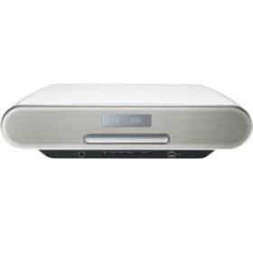 パナソニック SC-RS60-W 【ハイレゾ音源対応】コンパクトステレオシステム ホワイト