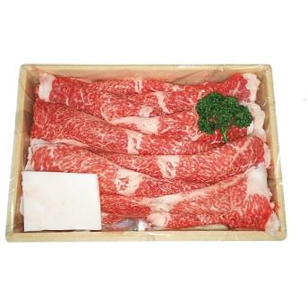 近江牛赤身バラすき焼き用