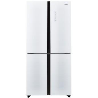 ☆JR-NF468A ハイアール 468L 4ドア冷蔵庫 ホワイト JR-NF468A-W