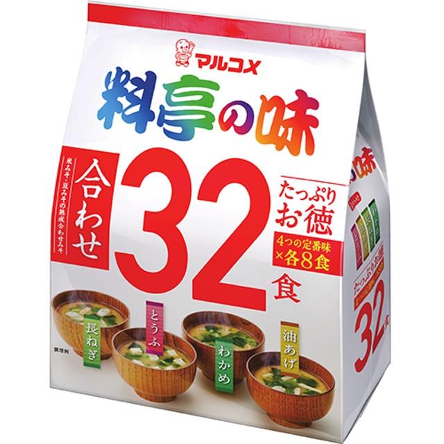 料亭の味 合わせ (32食入)