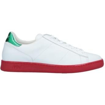 《セール開催中》ROV レディース スニーカー&テニスシューズ(ローカット) ホワイト 39 革