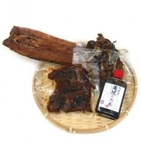 浜名湖うなぎ 長蒲焼+刻み+肝焼き2食