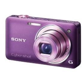 ソニー SONY デジタルカメラ Cybershot WX5 (1220万画素CMOS/光学x5) バイオレット DSC-WX5/V 中古 良品