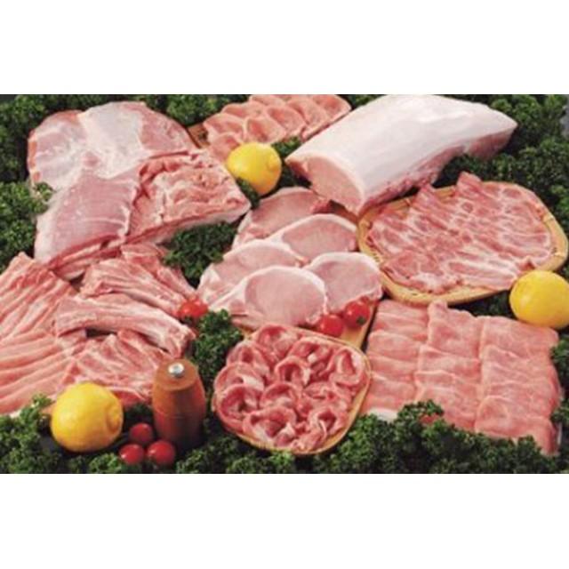 たっぷりお届け!佐賀県産豚肉詰合せギフトセット