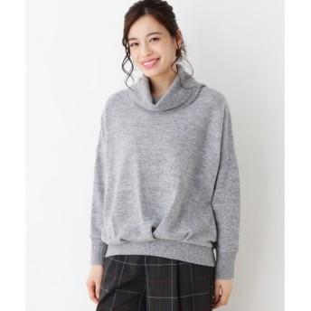 SHOO・LA・RUE / シューラルー 起毛オフタートルプルオーバー