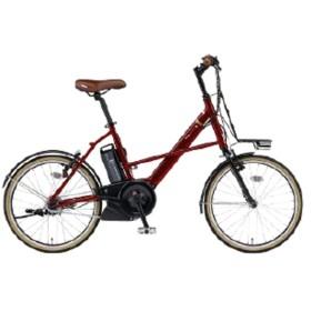 【単品購入時メーカー直送】20型 電動アシスト自転車 PAS CITY-X(ダークメタリックレッド2/内装3段変速)19PA20CX【2019年モデル】