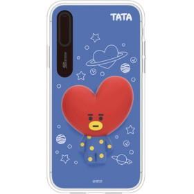 SG Design iPhone X BT21 ライトアップシリコンケース TATA SG13385iX(並行輸入品) (1コ入)