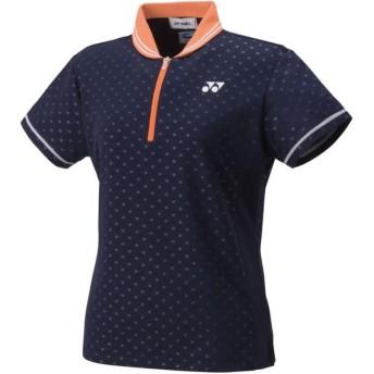 Yonex(ヨネックス) ゲームシャツ スリム レディース 20440 ネイビーブルー M
