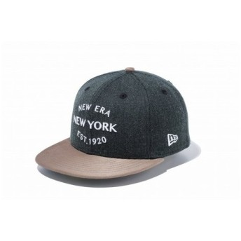 ニューエラ(NEW ERA) 59FIFTY ヘザー NEW ERA NEW YORK EST.1920 11781702 (Men's)