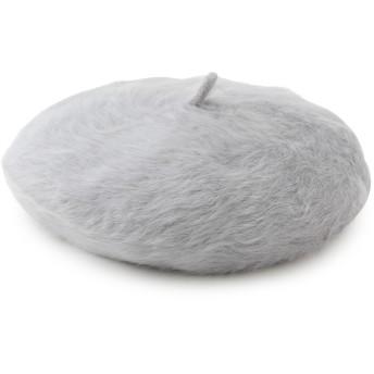 ベレー帽 - ROPE' PICNIC シャギーベレー帽