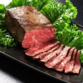 阿部牛肉加工の和牛ローストビーフ小分け(計500g)