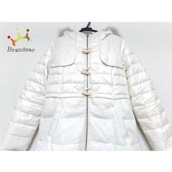 ヴェロフォンナ Re.Verofonna ダウンコート サイズ38 M レディース 白 冬物 スペシャル特価 20190301