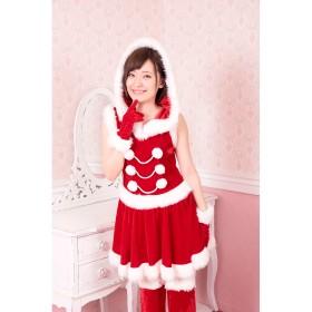 ea98fdd0c0b9a クリスマス用コスチューム - StarFire  A   T Collection  ガーリッシュサンタガール