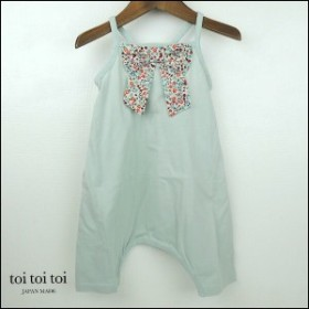 toi toi toi(トイトイトイ) コラス ロンパース (70-80) ドレス   子