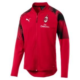 【プーマ公式通販】 プーマ AC MILAN ポリ ジャケット メンズ Tango Red-Puma Black  CLOTHING PUMA.com