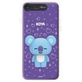 SG Design iPhone8/7 BT21 ライトアップシリコンケース KOYA SG13365i8(並行輸入品) (1コ入)