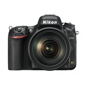 Nikon D750 24-120 VR レンズキット [デジタル一眼レフカメラ (2432万画素)] デジタル一眼カメラ
