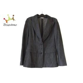 フラジール FRAGILE ジャケット サイズ38 M レディース 黒×白               スペシャル特価 20190816【人気】